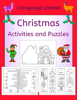 Christmas Activities and Puzzles
