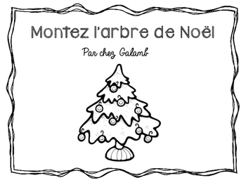 Christmas Dice Math Game - French