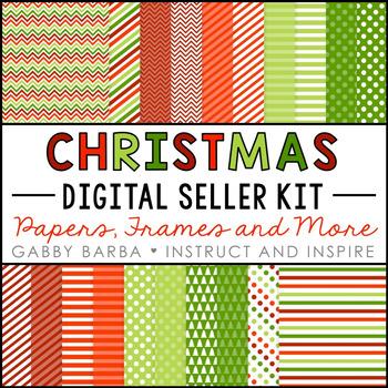 Christmas Seller Kit