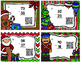 Christmas Double Digit Subtraction QR Codes
