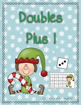 Christmas Doubles Plus One {FREEBIE}
