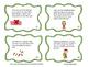 Christmas Elf Math Word Problem Task Cards