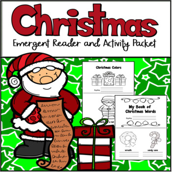 Christmas Emergent Readers