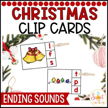 Christmas Ending Sounds Clip-It