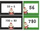 Christmas Expanded Form Match Centers  Activities Math Tub