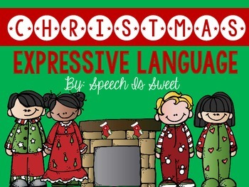 Christmas Expressive Language