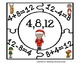 Christmas Fact Family Puzzles Centers  Activities Math Tub