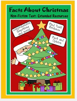 Christmas Facts: Non-Fiction Resources
