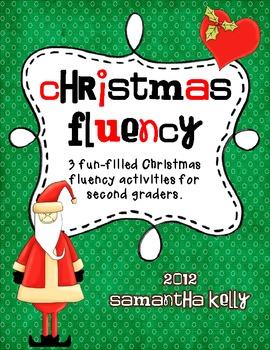 Christmas Fluency Centers