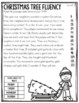 Christmas Fluency Passages with Comprehension Questions Di