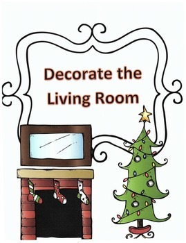 Christmas Activity Following Directions: Have Kids Decorat