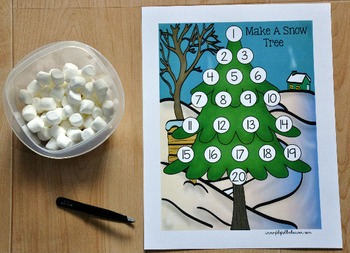Winter Count and Cover Activity