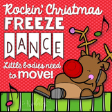 Christmas Freeze Dance (Movement Exploration / Brain Break)