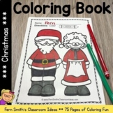 Color For Fun Christmas Coloring Pages