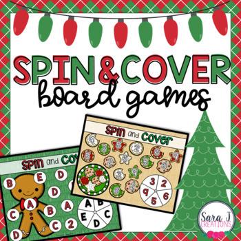 Christmas Games FREEBIE