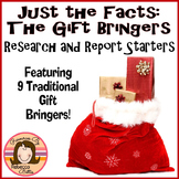 Christmas Gift Bringers Research and Writing Unit