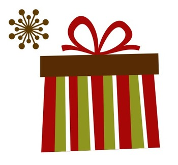 Christmas Gift Boxes Clip Art Sample