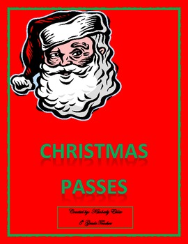 Christmas Gift Passes