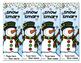 Christmas Gifts - Homework Pass, Bookmark, Gum Pass Editable