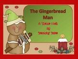 Christmas Gingerbread Man Unit