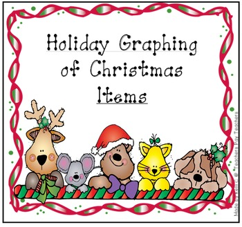 Christmas Graph and Questions