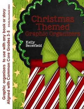 Christmas Graphic Organizers