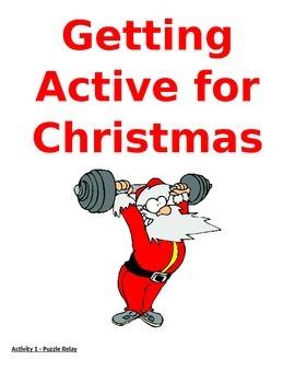 Christmas Gym Activities