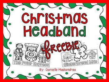 Christmas Headband FREEBIE