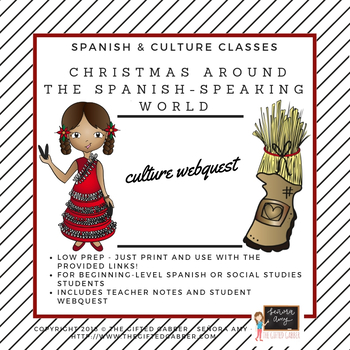 Culture Research: Christmas Holidays in the Spanish-Speaki