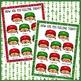 Christmas How Are You Feeling Posters - Elementary School