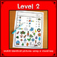 Christmas Game: Find It adapted with 3 levels