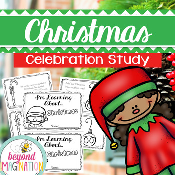 Christmas Printable Booklet | 48 Pages for Differentiated