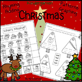 Christmas Kindergarten Activities: Initial Sound * CVC * R