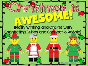 CHRISTMAS MATH, WRITING, AND CRAFTS