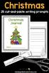 Christmas Journal: 25 Journal Writing Prompts