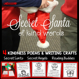 Christmas Kindness Activities & Writing Crafts for Secret