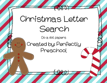 Christmas Letter Search