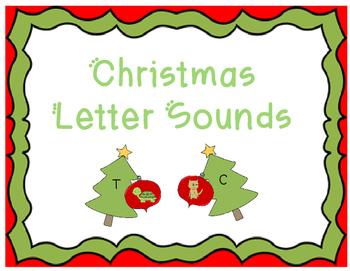Christmas Letter Sounds