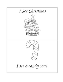 Christmas Level A or B Reader