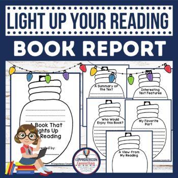 Christmas Lights Book Review Freebie
