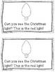 Christmas Lights Emergent Reader