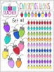 Christmas Lights: Mega Bundle Savings Clipart Set!!