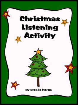Christmas Listening Exercise