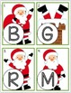 Christmas Literacy and Math Centers Kindergarten Bundle