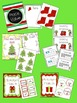 Christmas Literacy and Math activities Common Core Aligned