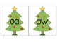 Christmas Long O Vowel Pair Sort (OA and OW)