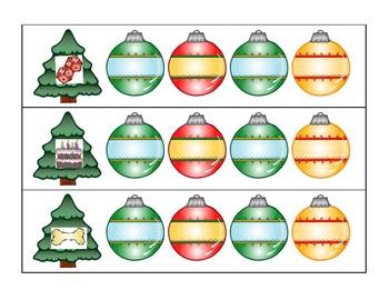 Christmas Long Vowel Words