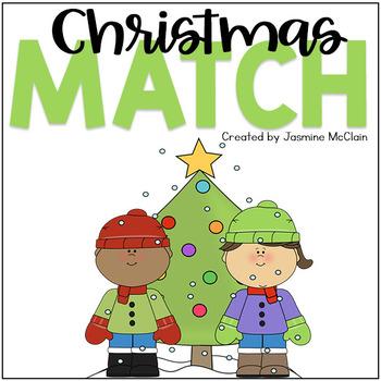 Christmas Match: Christmas-Themed Memory Game