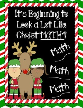 Christmas Activities * MATH