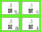 Christmas Math: 2-Digit Subtraction QR Code Task Cards